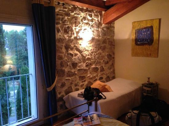 Pouzols-Minervois, Франция: Chambre