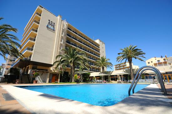 Hotel Restaurant Avec Piscine Rosas Espagne