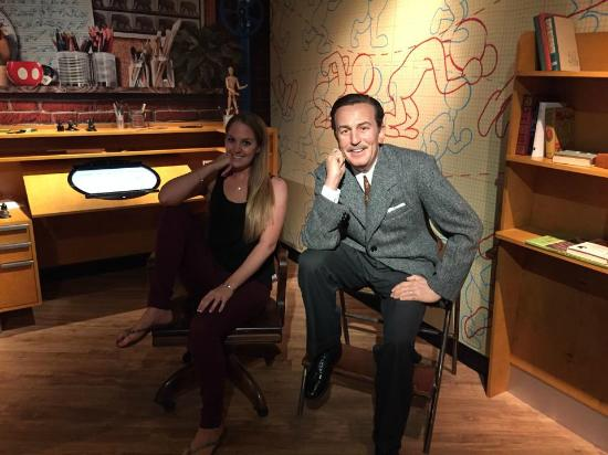 Madame Tussauds Orlando: Walt Disney