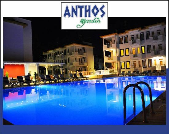 Anthos Garden: Gece Görünüm