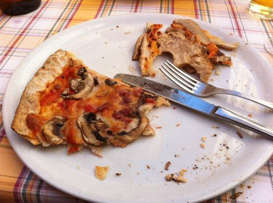 Arena Guest House Roma: Always managed to find good food in area
