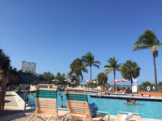 Hollywood Beach Resort Cruise Port Hotel