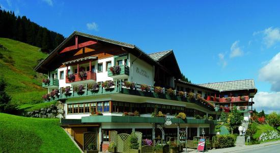 Mittelberg, Austria: Außenansicht