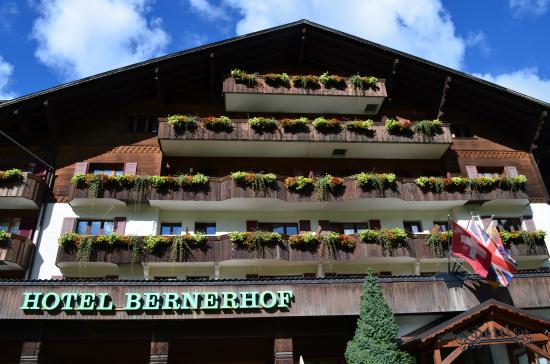 Bernerhof Kandersteg Hotel