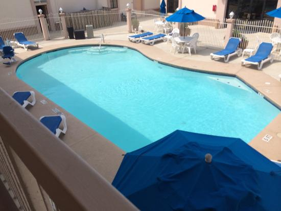BEST WESTERN Port Aransas: This was a great place to stay. The manager was very nice and helpful, the rooms were nice and i
