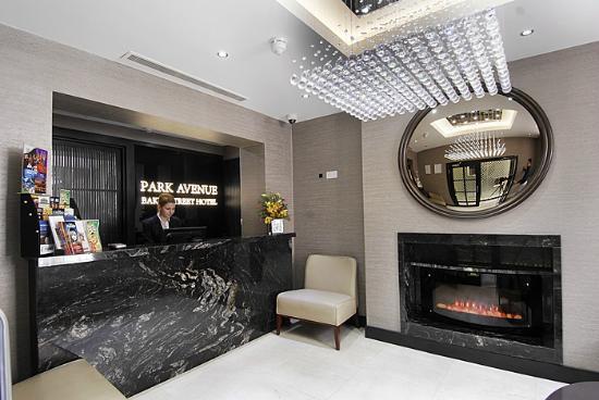 Foyer at Park Avenue Baker Street