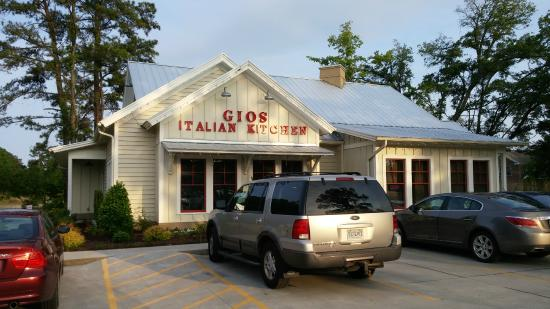 Gios Italian Kitchen Pawleys Island Sc