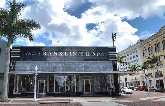 ‪The Franklin Shops‬