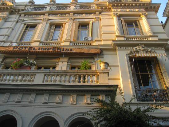 Hotel Imperial : Hôtel extérieur