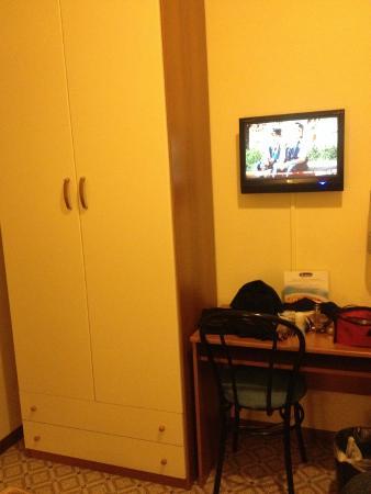 Diva Hotel: quarto