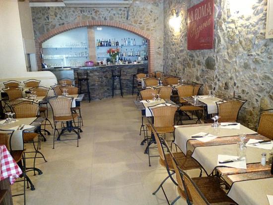 Pizzeria di Roma : La salle