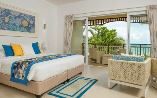 Acajou Beach Resort: Deluxe Room