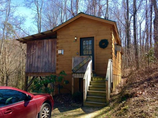 Cabins of Asheville : Our little paradise!