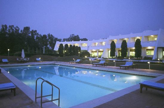 Radisson J Hotel Khajuraho Poolside
