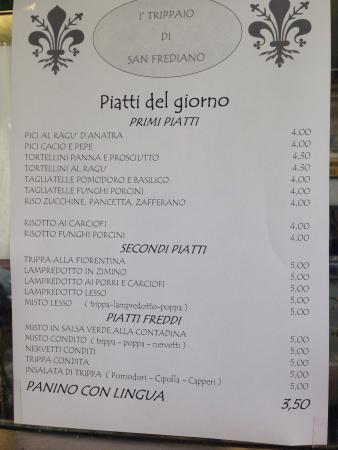 'L Trippaio di San Frediano : photo1.jpg