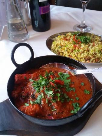 Best Indian in the lakes without a doubt