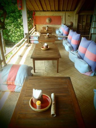 Restaurant Picture Of Smiling Buddha Restaurant Amed Tripadvisor