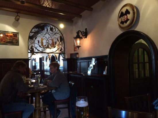 Härke Brauerei Ausschank : inside