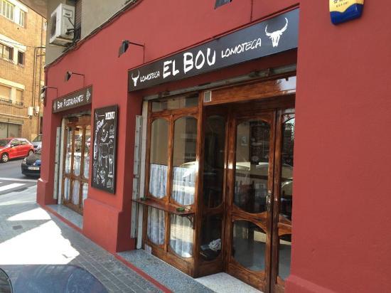 imagen el bou Lomoteca en Barcelona