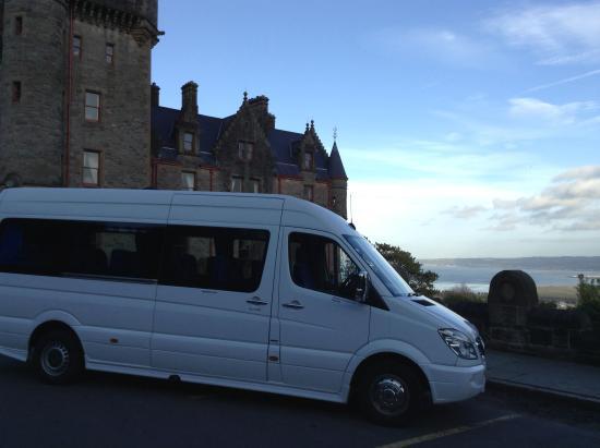 Minibus Belfast