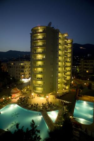 Okan Tower Apart Hotel : Okan Tower App Hotel