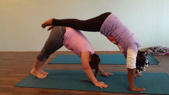 Family Yoga - Picture of Sunshine Yoga, Destin - TripAdvisor