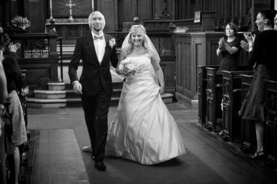 St. Ann's Church: Our Wedding