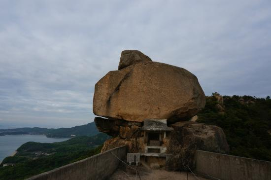 Kasaneiwa (Piled Rocks)