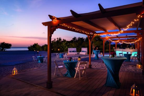 The Ritz Carlton Aruba Beach Event
