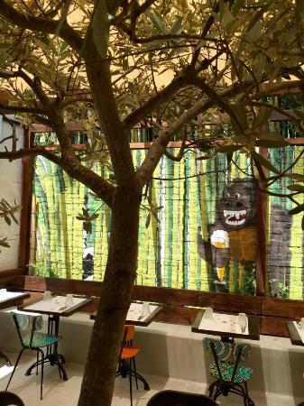 Pranzo al Bamboo Garden