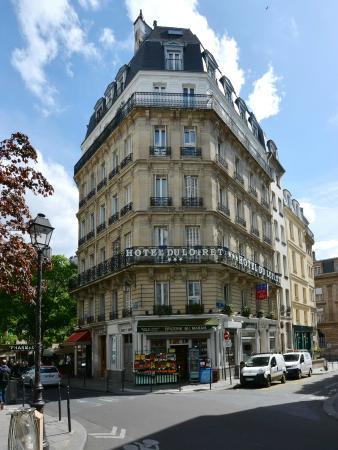 Собственно отель - Picture of Grand Hotel du Loiret, Paris - TripAdvisor