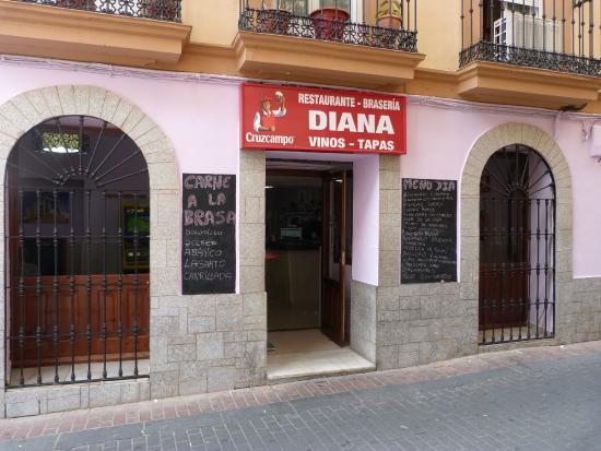 Restaurante Diana: Remodelación del Bar