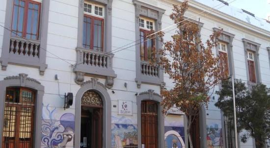 Casa Mosaico Hostel: Outside