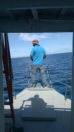 Canareef Resort Maldives: Hajóút