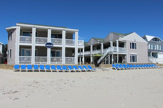 Ocean Walk Hotel: Beachfront Lodging