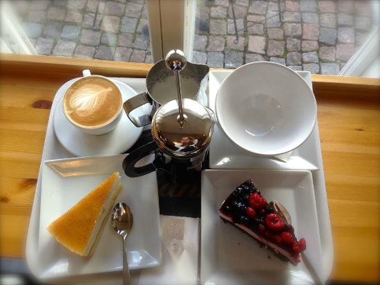 Cafe Fanny : Makea aamiainen.