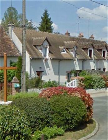 Thoury, France : Maison d'hôtes