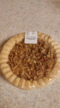 Seguin, TX: Mini pecan pie