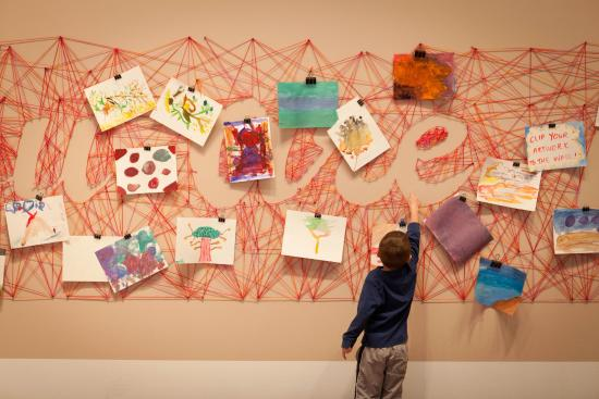 Monterey Museum of Art – Pacific Street: Family Day activities