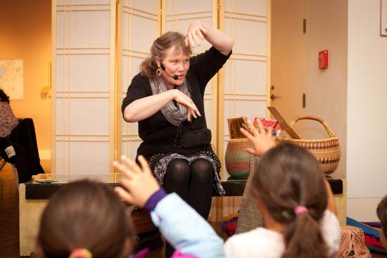 Monterey Museum of Art – Pacific Street: Family Day activity