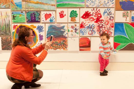 Monterey Museum of Art – Pacific Street: Open Walls community exhibition
