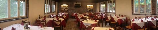Brebbia, Italië: sala ristorante Osteria Da.ma