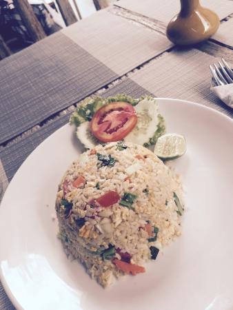 Ruen Thai, Patong: Fried rice so good