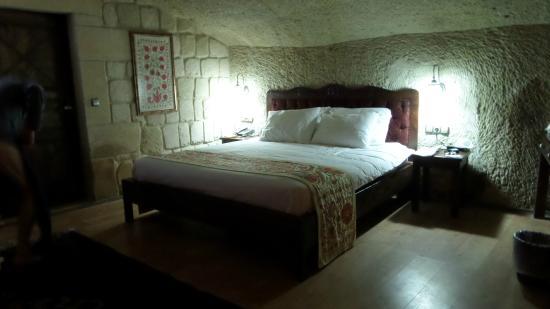 Dreams Cave Cappadocia : notre chambre