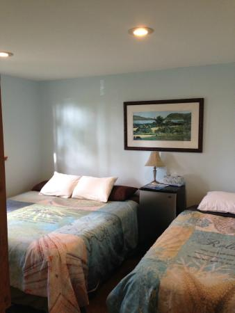 Peace Of Maui: King and Twin Bedroom