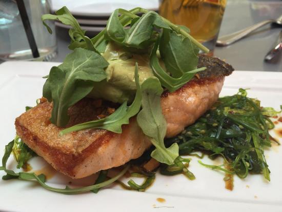 The Biltmore: Salmon