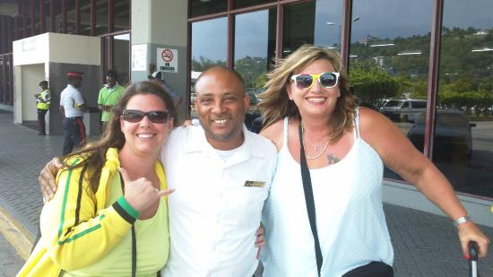 Jamisland Day Tours : service with a smile