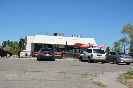 Blake's Lotaburger: Blake's   Taos, NM
