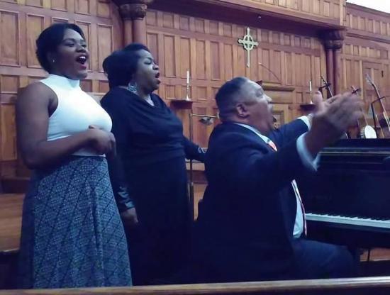 Sound of Charleston: The Bright Family sings gospel spirituals