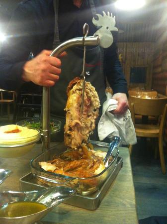 D coupe du poulet photo de poulet pur e boulogne - Cours de cuisine boulogne billancourt ...